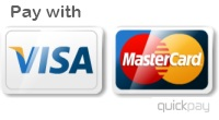 Visa MC Payment options